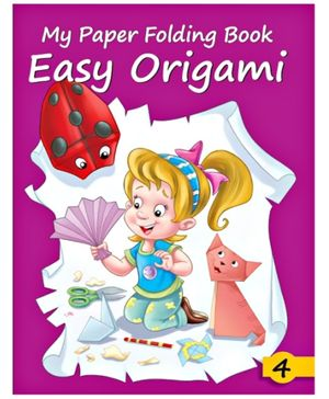 Pegasus Book Easy Origami 4 - English