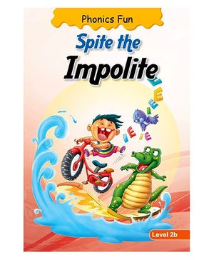 Pegasus Book Spite the Impolite - English