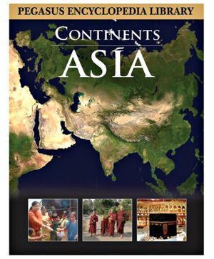 Asia Continents Paperback - English