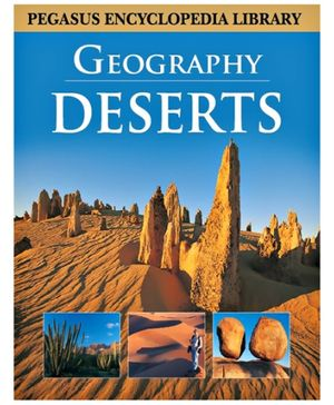 Deserts Geography - English
