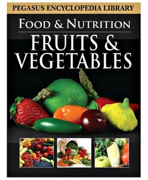 Food And Nuitrition Fruits And Vegetables Hardback - English