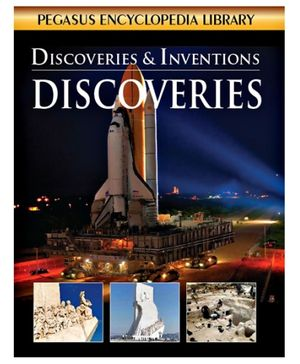 Pegasus Encyclopedia Discoveries And Inventions - English