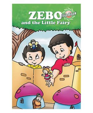 Pegasus Zebo And The Little Fairy - English