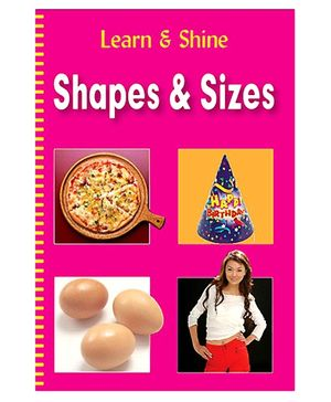 Learn And Shine Shapes And Sizes - English