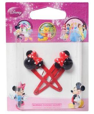 Disney - Minnie Head Tic Tac Clip