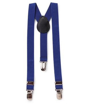Kid-o-nation Suspenders - Blue