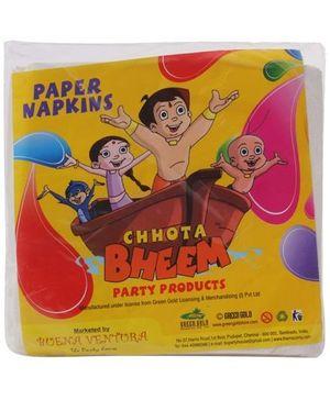Chhota Bheem - Paper Napkins