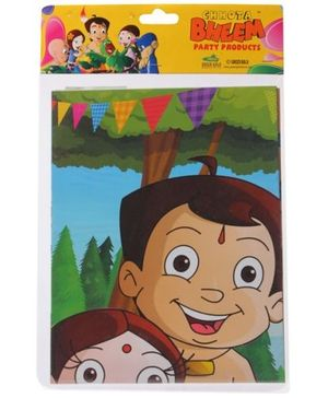 Chhota Bheem - Birthday Poster