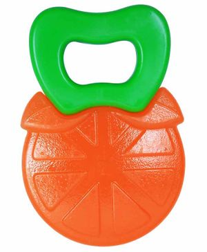 1st Step Water Filled Teether - Orange & Green