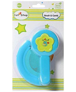 1st Step - Brush & Comb