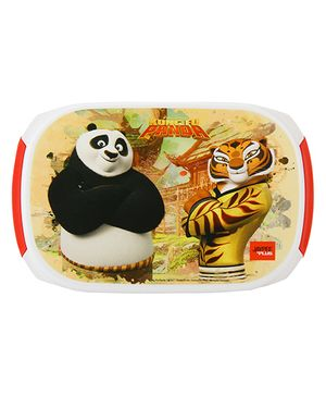 Jaypee Madagascar Print My Box Lunch Box Multicolor - 900 ml
