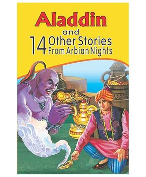 Alladin And 14 Other Stories From Arabian Nights - English