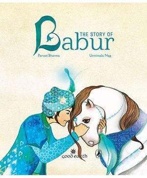 The Story Of Babur - English
