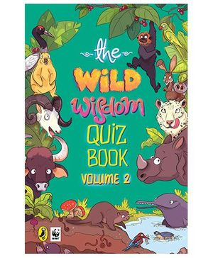 The Wild Wisdom Quiz Book Volume 2 - English