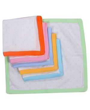 Zero - Colourful Wash Cloths