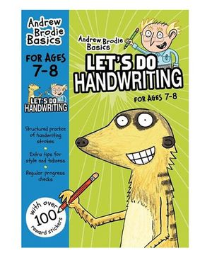 Let's Do Handwriting - English
