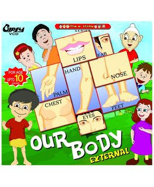 Gipsy Video - Our Body External Learning
