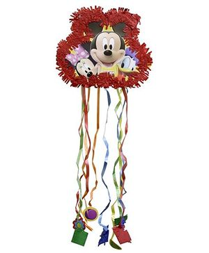 Disney Mickey Pinatas - Red