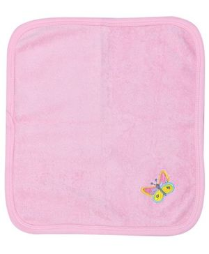 Child World - Hanky With Butterfly Print