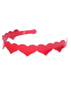 Stoln - Hair Band With Heart Design