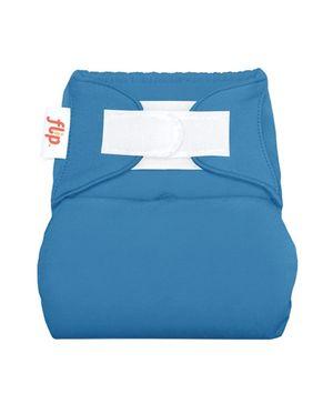 Flip Hook & Loop Cloth nappy cover