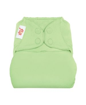 Flip Snap Cloth Diaper Cover And Stay Dry Insert