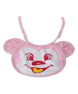 Baby Bibs - Pink