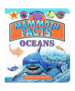 Mammoth Facts Oceans