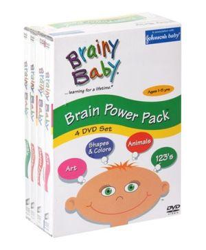 Brainy Baby® Brain Power Pack DVD