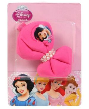 Disney - Hair Clip With Bow And Pearls