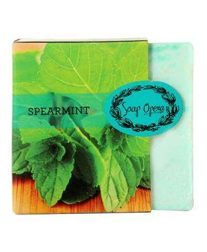 Soapopera - Spearmint Soap