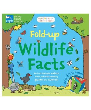 RSPB Fold-up Wildlife Facts