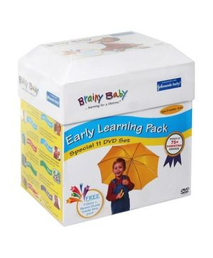 Brainy Baby® Early Learning Pack