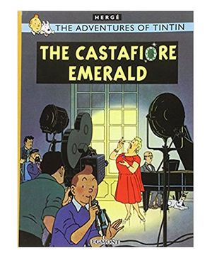 Tintin The Castafiore Emerald - English