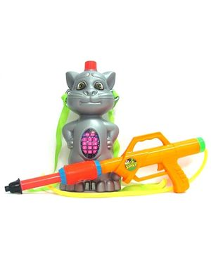 DealBindass Water Gun with Cat Back Pack DL311