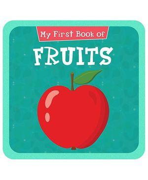 My First Book Of Fruits - English