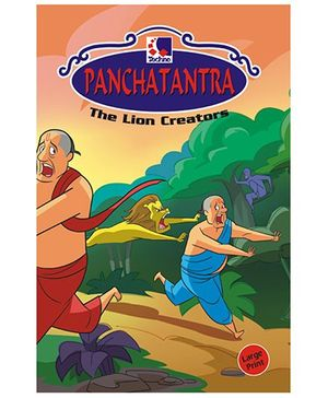 Panchatantra The Lion Creators - English
