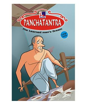 Panchatantra The Learned Man's Dreams - English