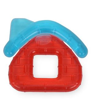 Mee Mee Multi-Textured Water Filled Teether MM-1460A-7 - Blue Red