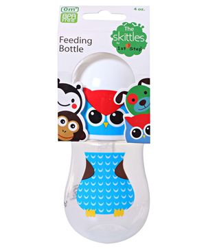 1st Step Skittle Feeding Bottle 118 ml