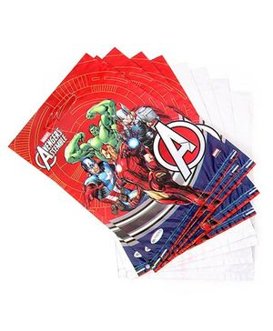 Marvel Avengers Small Loot Bags - Pack Of 10