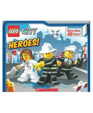 Lego City Heroes - English