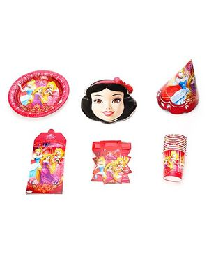Disney Princess Party Box - Pack Of 51