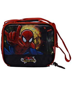 Spiderman - Silver Speedy Lunch Bag