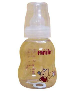 Farlin Slim Waisted Feeding Bottle -200 ml