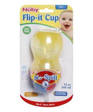 Nuby - No-Spill Flip-it Sports Sipper - 320 ml