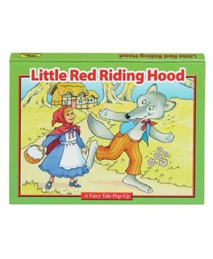 Alligator Books Little Red Riding Hood Book