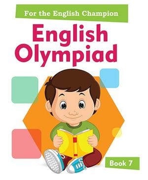English Olympiad Book 7
