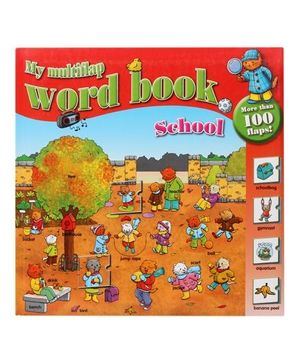 Shree - My Multiflap Word Book