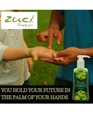 Zuci Cool Citrus Mint Pump Hand Wash - 250 ml